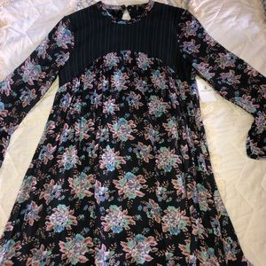volcom floral dress